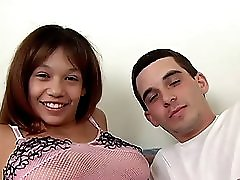 Destiny And Bobby First Time Fuck On Film