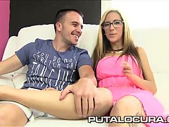 Puta Locura Spanish Amateur Gets Fucked By Her Boyfriend