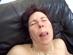 German Mature Mom