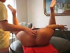 German Slut Squirt And Fist