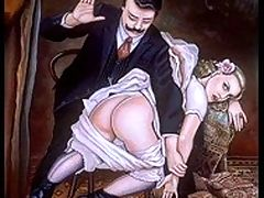Erotic Spanking Art Innerworld