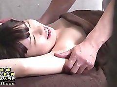 Japan Ticklish Armpit Massage 49