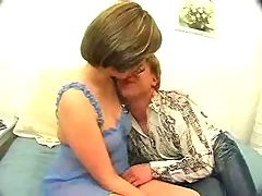 Mature Mother Fucked In Glasses