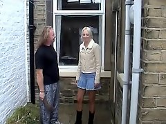 Sexy British Milf Meets Young Boy For Sex !