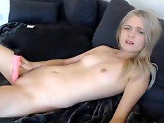 Blond Cums Hard