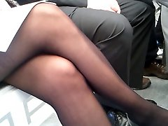 Turkish Nice Legs Meeting