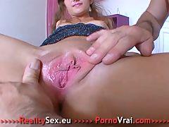 Prisca A De Orgasmes Incredible !