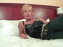 This Slut Milf Just Loves Cock And Spunk !