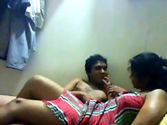 Cute Boobs Hot Bangla Girlfriend Blowjob N Fuck Video