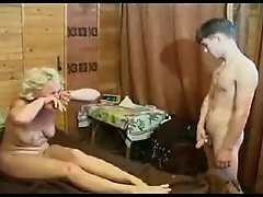 Russian Mom And Boy 078