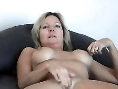 Blonde Southern Swinger Enjoys Her Man