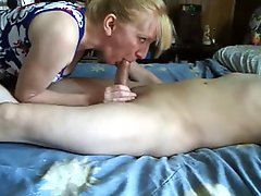 Mature Wife Handjob And Cum Swallow Cfnm