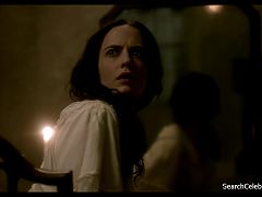 Sarah Greene And Olivia Chenery Penny Dreadful S02e04