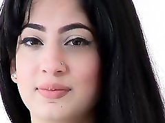 Cute Curvy Beauty Makes Her Porn Debut