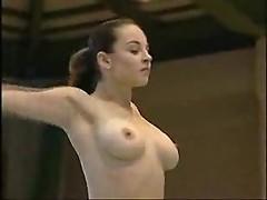 Celeb Gymnast