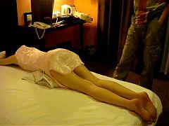 Hard Spanking Chinese Girl 1