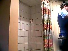 Voyeur Teen In Shower