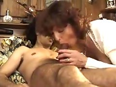 Horny French Mom