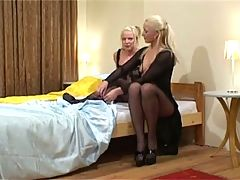 Lesbians In Nylons 5