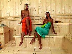 Sauna Lesbians In Hd Pt1 720p