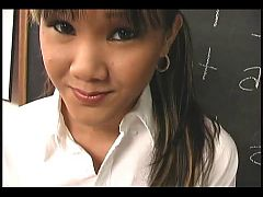 Asian Babe School Fuck