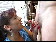 Boss Catches Carol Dildoing And Gives Her A Proper Fuck