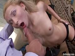Olena Anal Gaping Russian Girl Abused