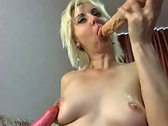 Gaping And Big Anal Toys