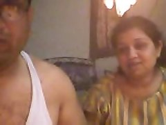 Indian Couple In Cam