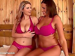 Ddf Busty Katerina Hartlova And Sensual Jane Big Tits And Orgasms