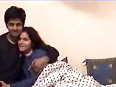 Punjabi Couple Suhaag Raat