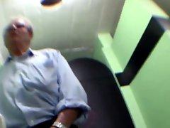 Grandpa Toilet Fun