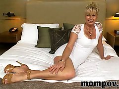 Horny Housewife Gets My Dick Up In Her