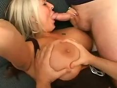 Summer Sinn Creampies For A Busty Milf