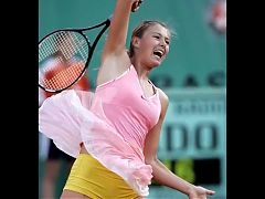 Camel Toe Tennis Is Hot