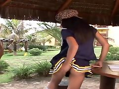 Schoolgirl Anal