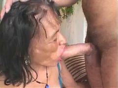 Ugly Brazilina Grandma Sid69