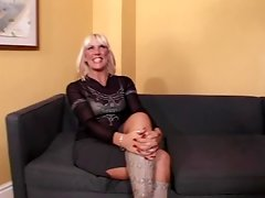 British Slut Angel Gets A Dp In Boots