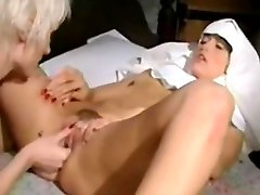 Naughty Nuns Pray To Cum