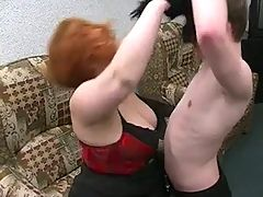 Mature And Young Cock 49