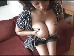 Sexy Busty Milf Erotic Strip Tease