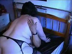 Horny Fat Bbw Fuck Friend I Met Online Riding Cock
