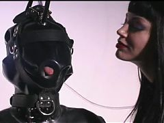 Heavy Rubber Bondage