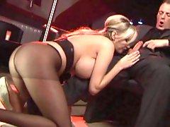 Sandra Star German Busty Goddess