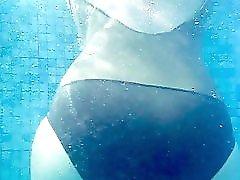 Big Mix Of Underwater Masturbating No 7
