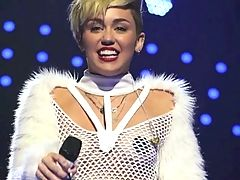 Miley Cyrus Uncensored!
