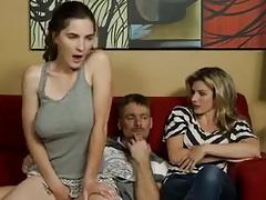 Dad Fucks Not Masturbating Daughter Daddi