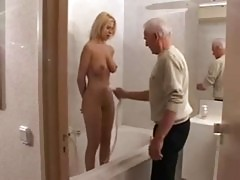 Grandpa Fucks With Busty Teen More Video Here Www 365pov Com