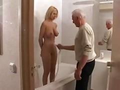 Grandpa Fucks With Busty Teen More Video Here Www 365pov Com