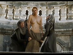 Lena Headey Nude Game Of Thrones S05e10